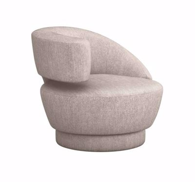 Picture of ARABELLA SWIVEL LEFT CHAIR - BUNGALOW
