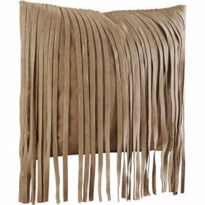 Picture of LFP2020 FRINGE THROW PILLOW