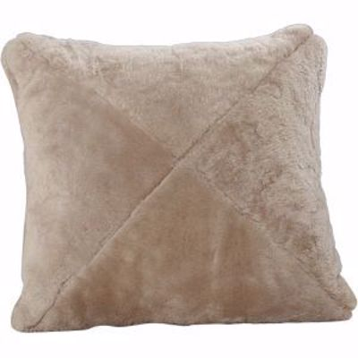 Picture of LKE2020 SHEARLING SHEARLING THROW PILLOW