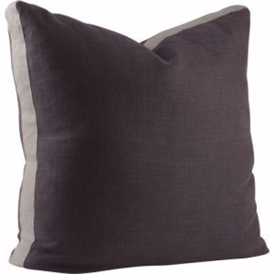 Picture of BX2323 BOXED BORDER 23X23 SQUARE THROW PILLOW