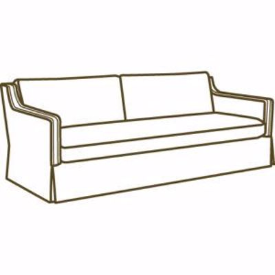 Picture of 1401-32 TWO CUSHION SOFA