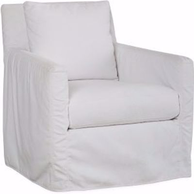 Picture of US112-01SG NANDINA OUTDOOR SLIPCOVERED SWIVEL GLIDER