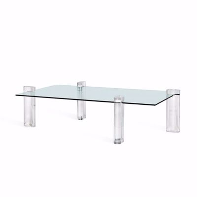 """Picture of CHANNING GRAND COCKTAIL TABLE - 64"""" X 36"""