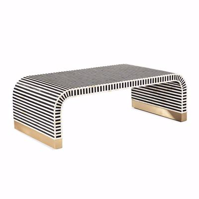 Picture of BEACON COCKTAIL TABLE - BLACK