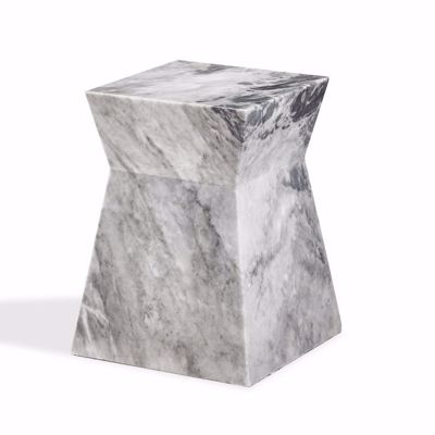Picture of ANITA SIDE TABLE - GREY