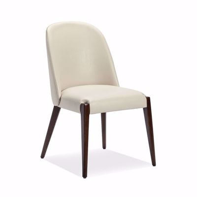 Picture of ALECIA DINING CHAIR - BEIGE