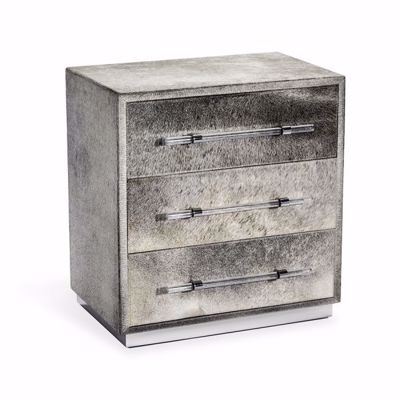 Picture of CASSIAN 3 DRAWER OCCASIONAL CHEST